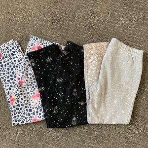 3 Girls leggings GAP size M (8)